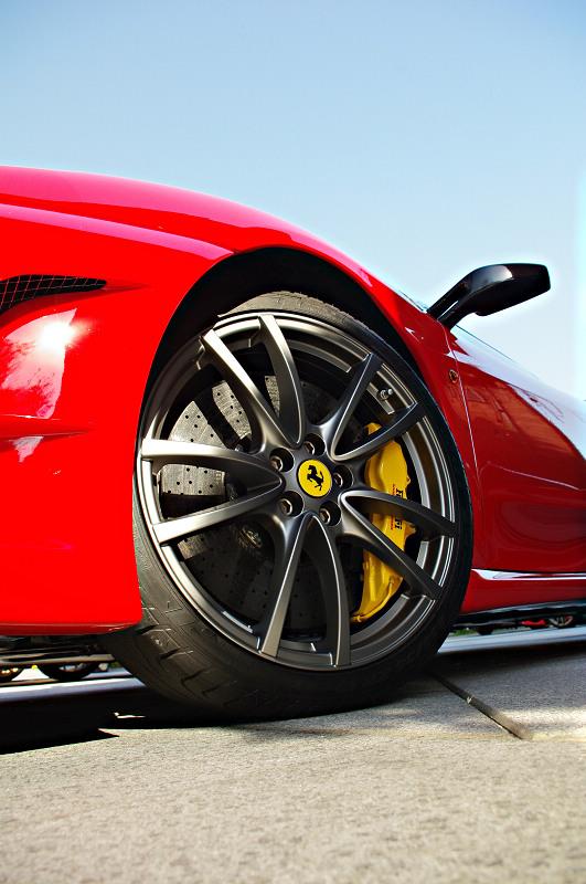 Ferrari Club - 晨跑集合