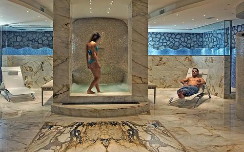 Hotel Blu Capri Relais & Spa, Anacapri, Italy, Spa