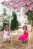 Tea time (Cynthia Jill Photography) Tags: pink flowers girls girl kids sisters portraits canon children 50mm newjersey spring child girly nj siblings portraiture teaparty tallgrass springtime pretend sisterlylove frelinghysenarboretum