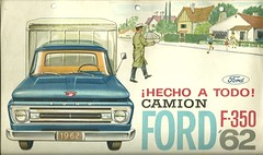 F-350 for 1962 in Argentina