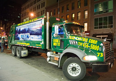 Mack Truck - Heil - Filco Carting Loads Up on Court Street (Diacritical) Tags: brooklyn truck easter garbage 24mm heil macktruck 2470mmf28 d700 filcocarting