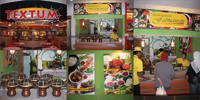 Ayam Goreng Fatmawati @ Textum Foodcourt Grand Mal Bekasi