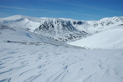 Derry Cairngorm and Coire Etchachan
