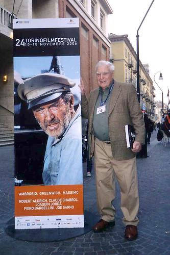 Filmmaker Joe Sarno - Torino Film Festival 2006