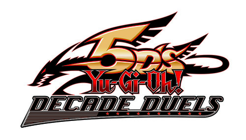 Yu-Gi-Oh! 5D's Decade Duels Logo