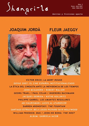 Joaquim Jordà - Fleur Jaeggy
