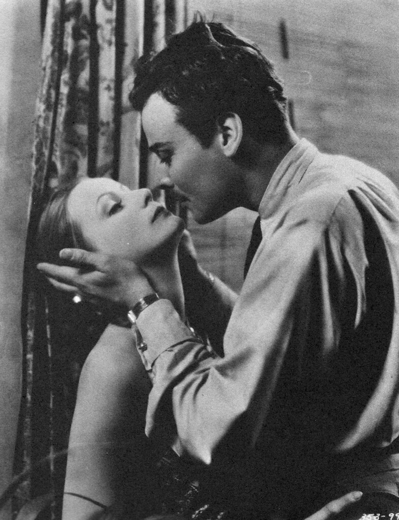 Greta Garbo and Nils Asther
