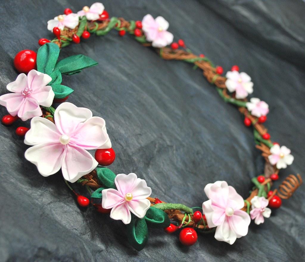 Sakura Spring Crown.