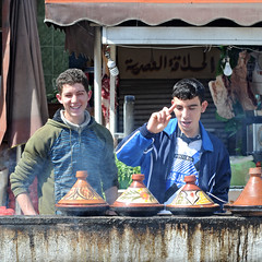 Morocco (Mait Jriado) Tags: africa trip vacation portrait people food holiday boys square erasmus market eating african country arabic exotic morocco medina destination oriental orient moroccan withfriends maroko aafrika