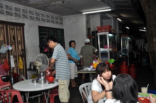 656 Porridge stall