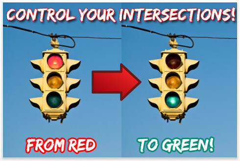 Traffic Signal Changer for iPhone
