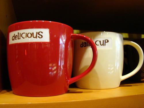 Canecas @StarbucksBrasil