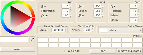 pychrom linux color picker