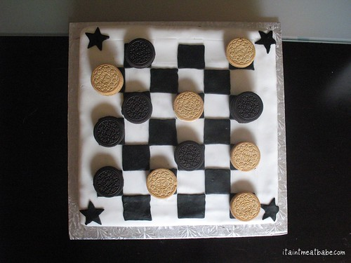 games night cake