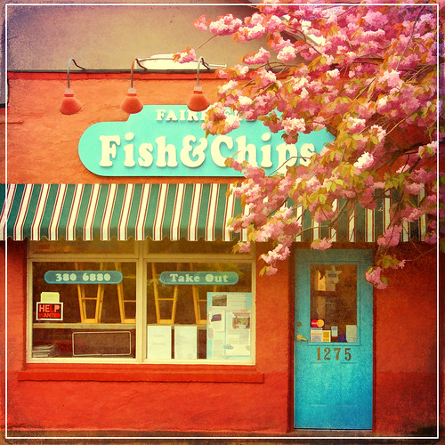 Fairfield Fish and Chips by ZedZaP
