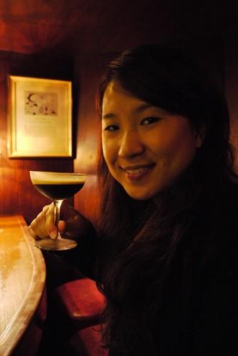 Chee@Cafe de L'ambre