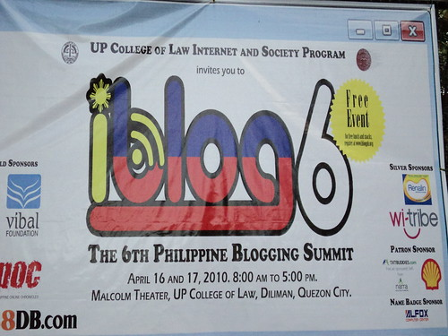 iBlog 6 Summit