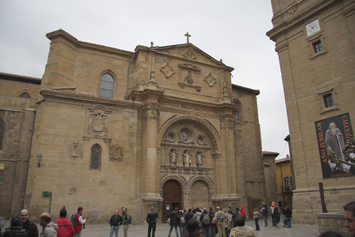 Church Square - Santo Domingo de la Calzada