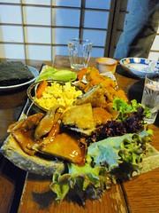 Les sushis sans poisson ni viande