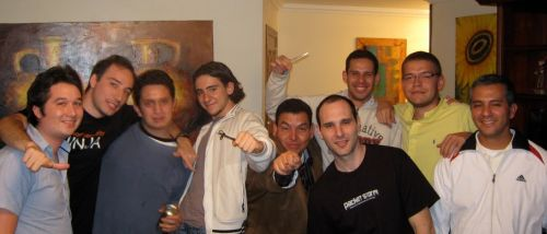 4537316052 da3f2ac0a9 o Así fue el COMBAT Training en Bogotá