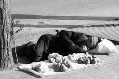 Close your eyes on this world (P A H L A V A N) Tags: photography photo iran documentary social iranian pars sina   irani farsi fars parsi   kazem    pahlavan