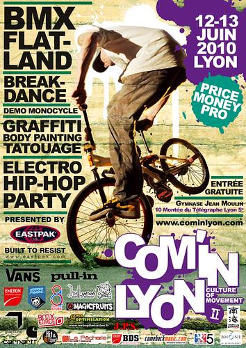 Com'In Lyon 2010