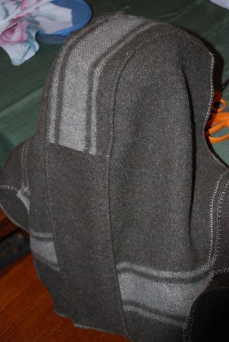 Wool Blanket Anorak Extravaganza Bushcraft Usa Forums