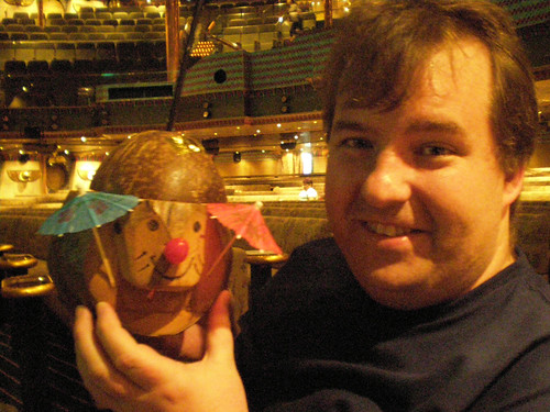 Carnival Spirit - Mike and Monkeyhead