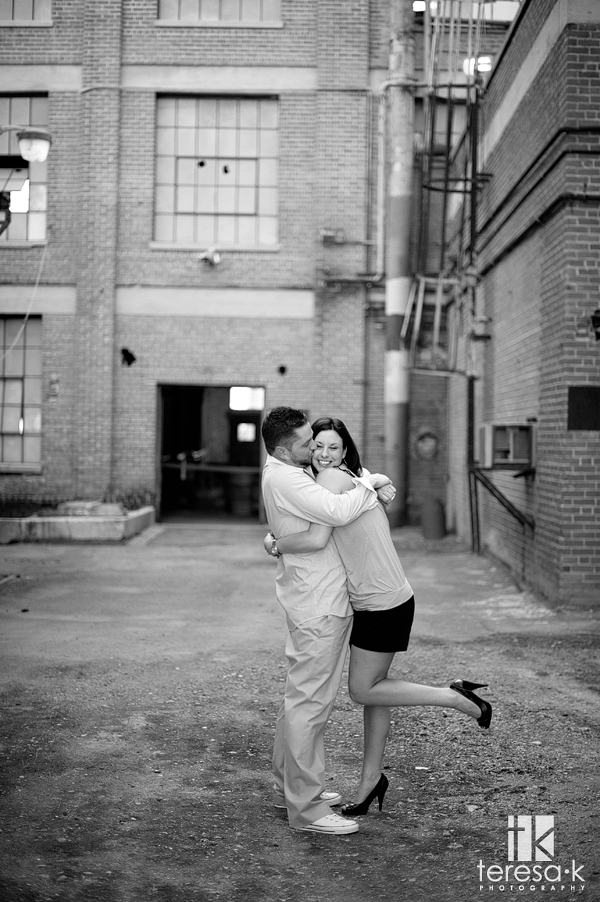 Old Sugar Mill Engagement Session in Clarksburg California by Teresa K photography, Folsom engagement photographer, killer engagement photos