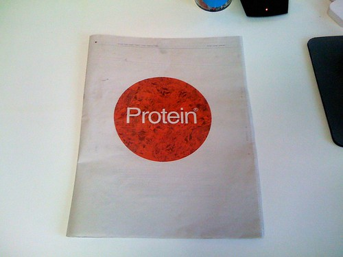 Front cover of Protein Journal