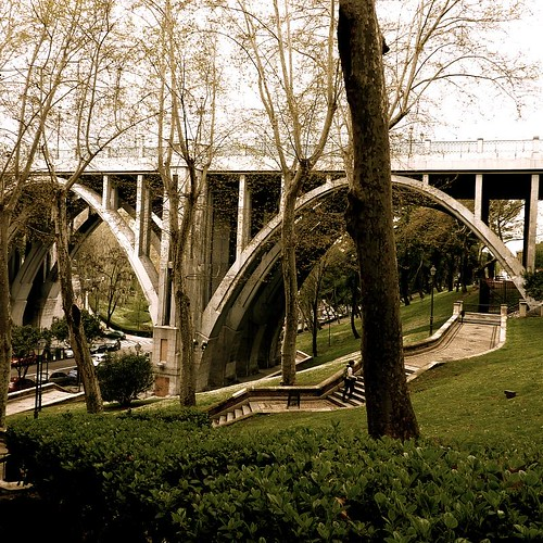 Viaducto de Segovia III