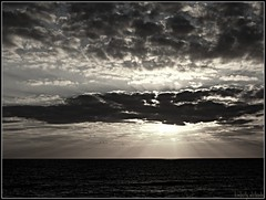 Outer Banks Vacation (kimberly alcibiade) Tags: bw outer banks
