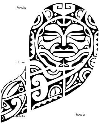 maori tattoo gallery. Maori tattoo Polinesia