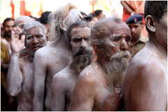 India Travel Photography: Kumbh Mela Festival 2010 Haridwar.032 by Hans Hendriksen (Hans Hendriksen Travel Photography) Tags: travel people india festival ro river naked nude photography photo foto 14 religion crowd bad holy gathering sacred planet april procession hindu maha baba optocht largest ganga sadhu crowded 2010 naga ganges mela heilig pilgrims sagrado haridwar northindia koninklijk religie hindoe bedevaart menigte kumbh pelgrims hindus hardwar royalbath pilgimage gangus reisfotografie reisfoto hindoes hindes noordindia