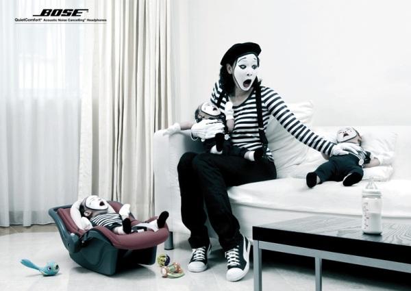 Creative ad picture