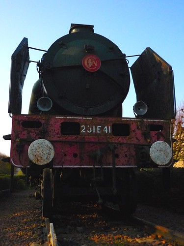La locomotive de Saint-Pierre-des-Corps III