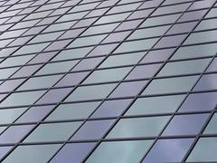 Times Square (Jensje) Tags: blue green glass facade groen blauw thenetherlands gevel hofplein19voordeinsiders