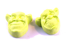 Shrek Ogreheads Marshmallow Treats