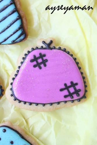 royal icingli kurabiye süslemeleri