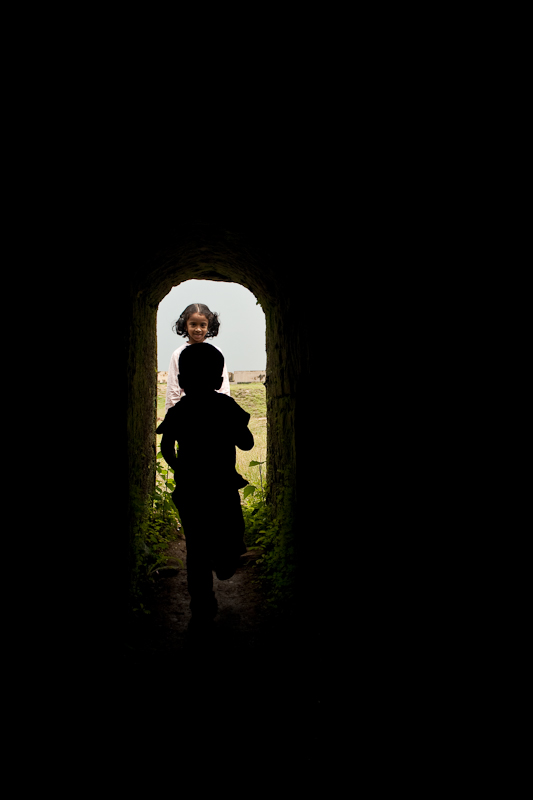 Son running towards me - Chitra Aiyer Photography