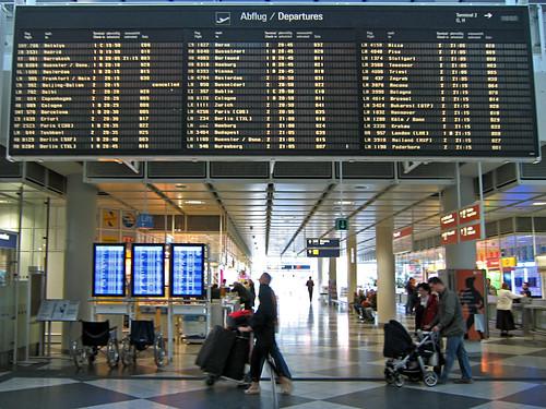Flughafen München - Airport Munich
