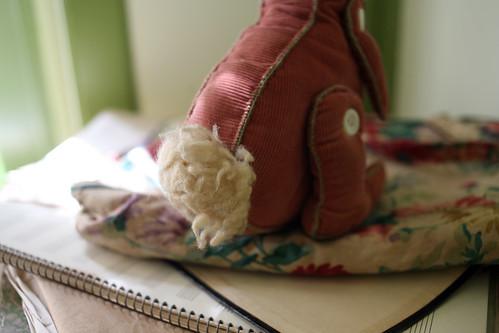 Yarn Tail