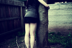 Treehugger (Bri Doll) Tags: tree love nature forest lost alone fear run further stay faster hugger illwaitforyou