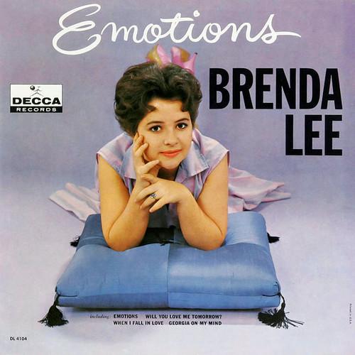 【今日の1枚】ブレンダ・リー、エモーションズ A-1:Emotions