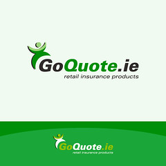 Go Quote Retail Insurance Logo (bernardomoliveira) Tags: portugal logo design lisboa freehand fotografia brand branding logotype freelancer bmophotodesign