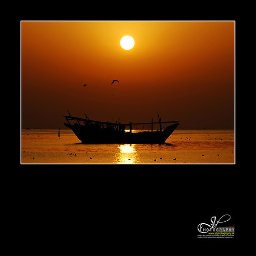 Qatif Sunrise- Kingdom of Saudi Arabia by JD | Photography