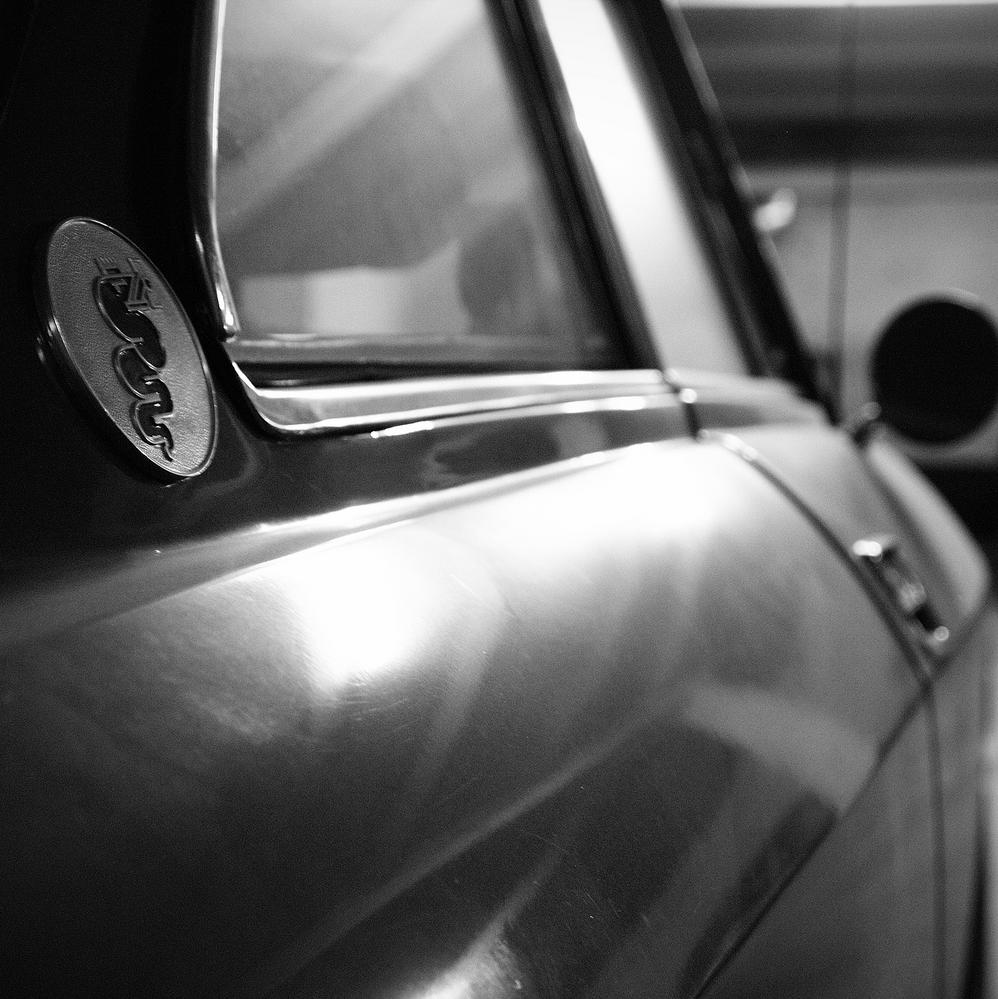 Like an Alfa Romeo GTV