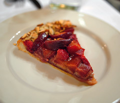 Balthazar Seasonal Fruit Galette