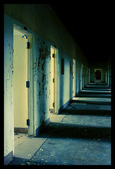 Pilgrim Psychiatric Center-9 (Sebastian T.) Tags: abandoned hospital ruins closed urbandecay corridor medical forgotten urbanexploration asylum cells derelict deserted abandonment decayed dilapidated psychiatric psych abandonedbuildings modernruins
