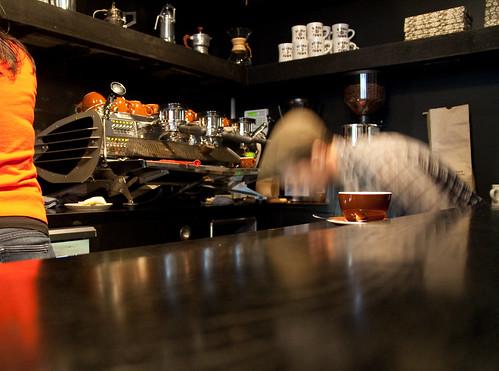 Bar(ista)